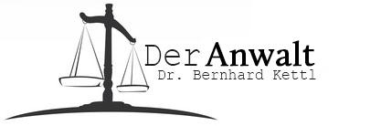 Der Anwalt in Salzburg Stadt - Rechtsanwalt Dr. Bernhard Kettl
